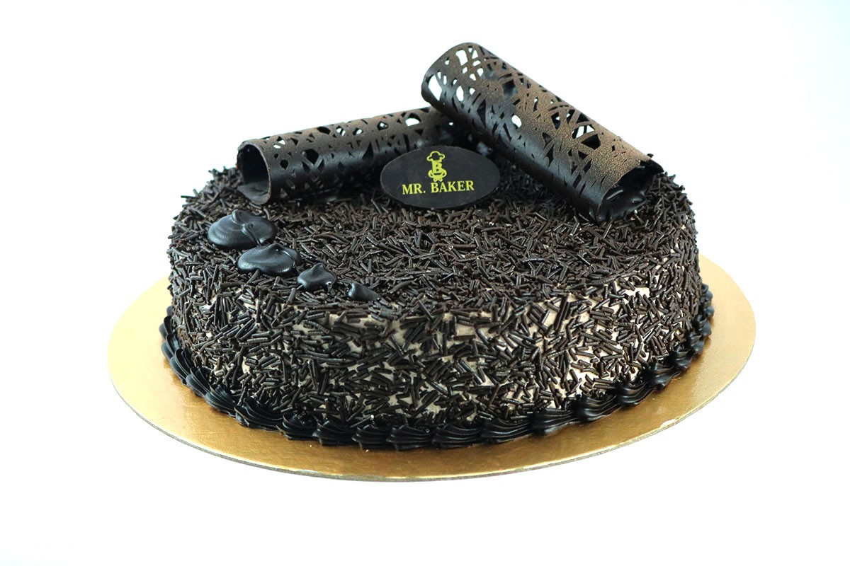 CHOCOLATE RICE CAKE