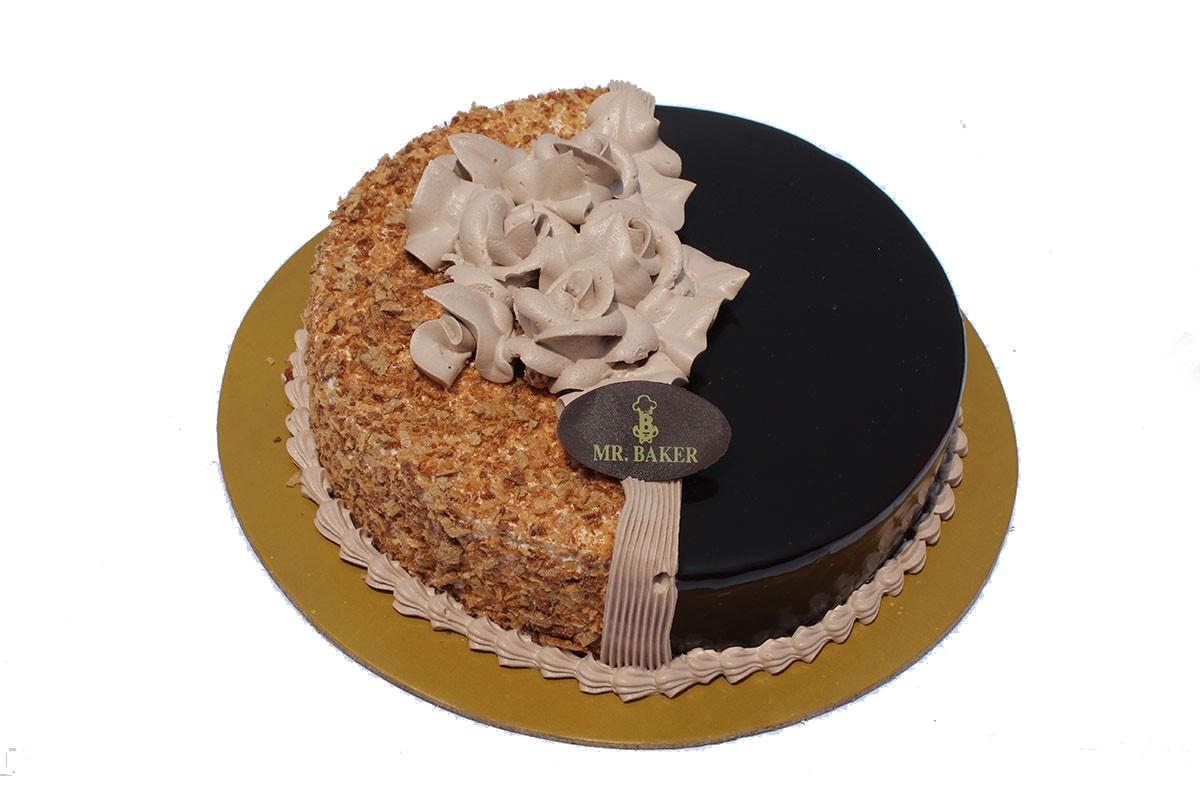 HAZEL NUT CAKE