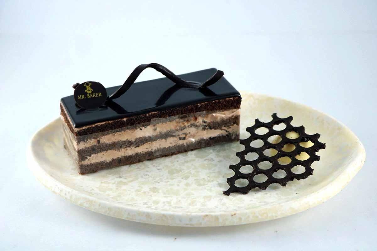 CHOCOLATE SLICE PASTRY