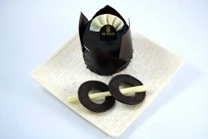 CHOCOLATE GANACHE PASTRY
