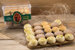 MIX-GRIVA BISCUIT (400 gm)
