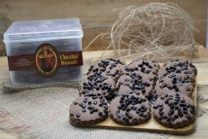 CHOCOLATE PEANUT BISCUIT (400 gm)